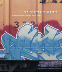 : freight train graffiti
