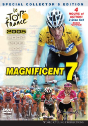 : 2005 Tour de France 4-Hour DVD
