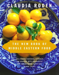 Claudia Roden: The New Book of Middle Eastern Food