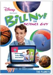 : Bill Nye the Science Guy: The Planets Classroom Edition [Interactive DVD]