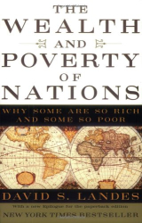 David S. Landes: The Wealth and Poverty of Nations: Why Some Are So Rich and Some So Poor