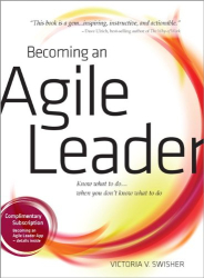 Victoria V. Swisher: Becoming an Agile Leader