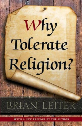 : Why Tolerate Religion?
