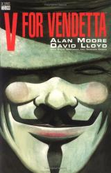 Alan Moore: V For Vendetta