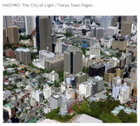 HASYMO: The City of Light
