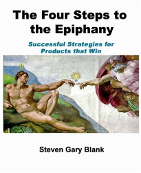 Steven Gary Blank: The Four Steps to the Epiphany: Successful Strategies for Products that Win