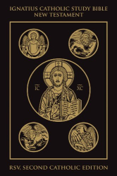 : Ignatius Catholic Study Bible New Testament RSV 2nd Edition