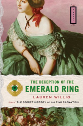 Lauren Willig: The Deception of the Emerald Ring