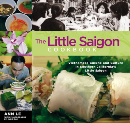 : The Little Saigon Cookbook
