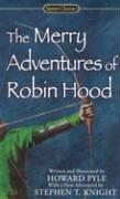 Howard Pyle: The Merry Adventures of Robin Hood (Signet Classics)