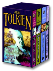 J.R.R. Tolkien: Tolkien Fantasy Tales Box Set (The Tolkien Reader/The Silmarillion/Unfinished Tales/Sir Gawain and the Green Knight)