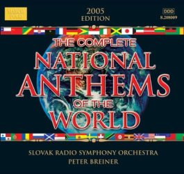 - Complete National Anthems of the World