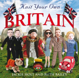 Jackie Holt & Ruth Bailey: Knit Your Own Britain
