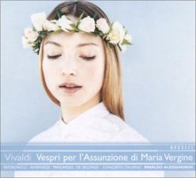 Vivaldi - Vespri per l'Assunzione di Maria Vergine: Rinaldo Alessandrini - Italiano Concerto