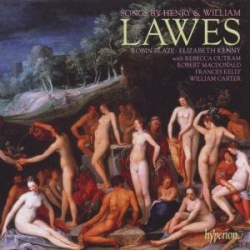 Lawes, Henry & William - Sélection d'airs: Robin Blaze - Elizabeth Kenny - Rebecca Outram - Robert Macdonald - Frances Kelly - William Carter