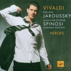 : Philippe Jaroussky - Heroes (Vivaldi Opera Arias)