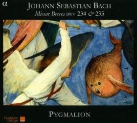 Bach: Messe Brèves, BWV 234 & 235: Ensemble Pygmalion