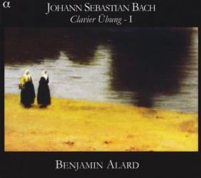 Bach JS - Clavier Ubung I: Benjamin Alard - Clavecin