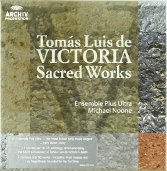 De Victoria Sacred Works (Coffret 10 CD): Ensemble Plus Ultra