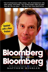 Michael Bloomberg: Bloomberg by Bloomberg