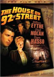 : The House on 92nd Street (Fox Film Noir)