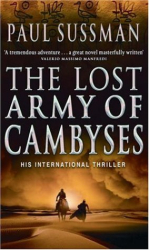 Paul Sussman: The Lost Army of Cambyses