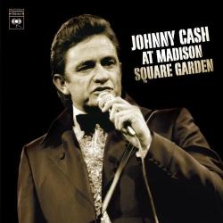 Johnny Cash: At Madison Square Garden