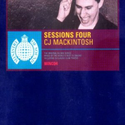 CJ Mackintosh -