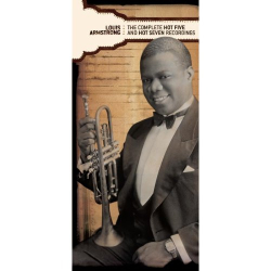 LOUIS ARMSTRONG - STRUTTIN' WITH SOME BARBECUE... BUTTER 'n' EGG MAN...