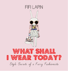 fifi lapin: what shall I wear today?