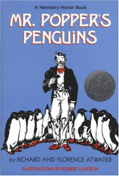 Richard Atwater: Mr. Popper's Penguins