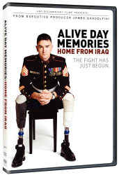 James Gandolfini: Alive Day Memories: Home from Iraq