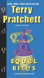 Terry Pratchett: Equal Rites (Discworld)