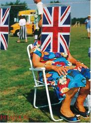 : Think of England
