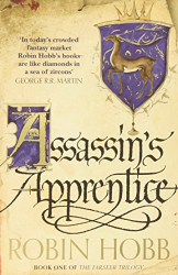 Robin Hobb: Assassin's Apprentice (The Farseer Trilogy, Book 1)