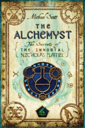 Michael Scott: The Alchemyst (The Secrets of the Immortal Nicholas Flamel)