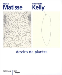: Henri Matisse - Ellsworth Kelly : Dessins de plantes