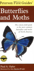 Paul A. Opler: Peterson First Guide to Butterflies and Moths