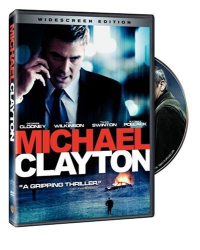DVD: Michael Clayton