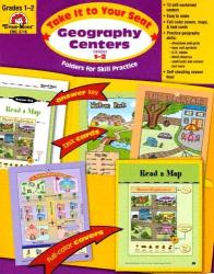 Jo Ellen Moore: Geography Centers, Grades 1-2