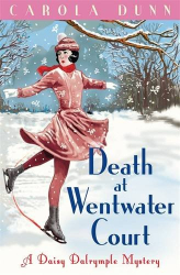 Carola Dunn: Death at Wentwater Court (Daisy Dalrymple)