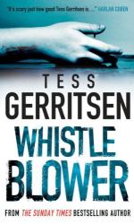 Tess Gerritsen: Whistleblower