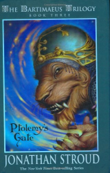 Jonathan Stroud: Ptolemy's Gate (The Bartimaeus Trilogy, Book 3)