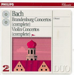 Bach, J.S. (I Musici): Brandenburg Concertos