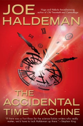 Joe Haldeman: The Accidental Time Machine