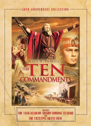 : The Ten Commandments (50th Anniversary Collection)