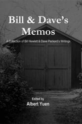 Albert Yuen: Bill & Dave's Memos
