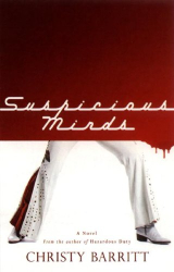 Christy Barritt: Suspicious Minds (Squeaky Clean Series, Book 2)
