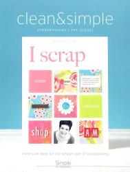 Cathy Zielske: Clean & Simple: Scrapbooking/The Sequel