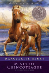 Marguerite Henry: Misty of Chincoteague